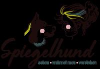 Spiegelhund-Logo